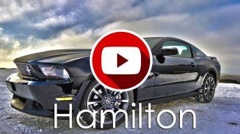 Drive test Hamilton